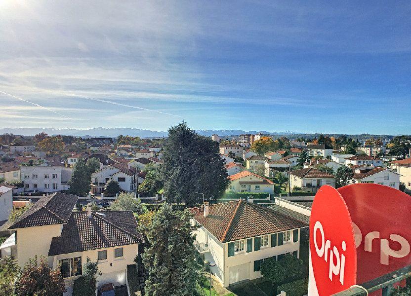 Appartement à vendre 69.44m2 à Pau