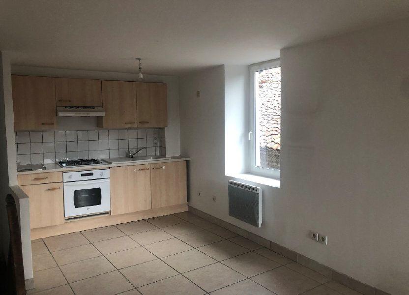 Appartement à louer 30.39m2 à Châbons