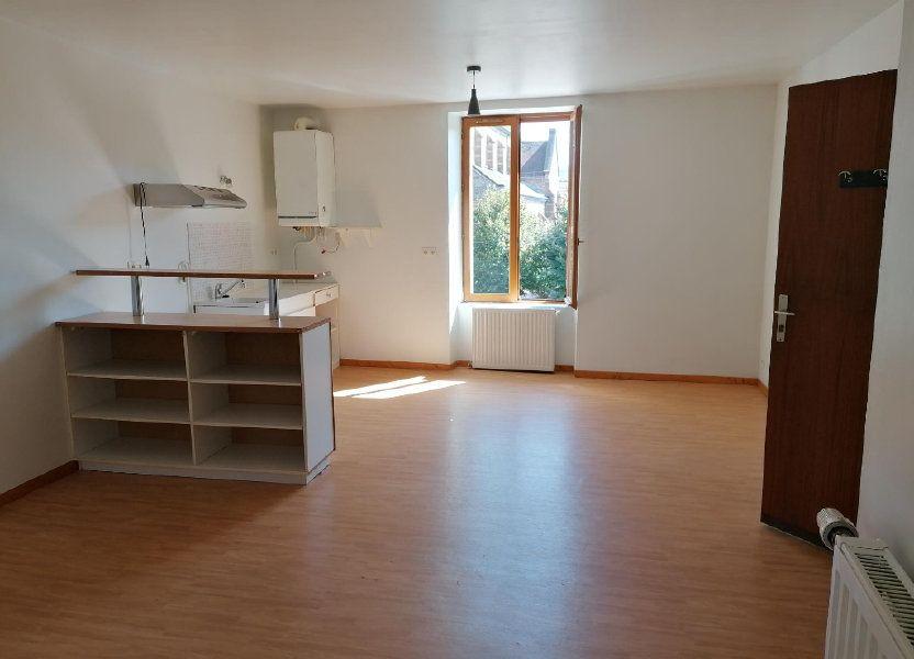 Appartement à louer 43m2 à Saint-Étienne-de-Saint-Geoirs