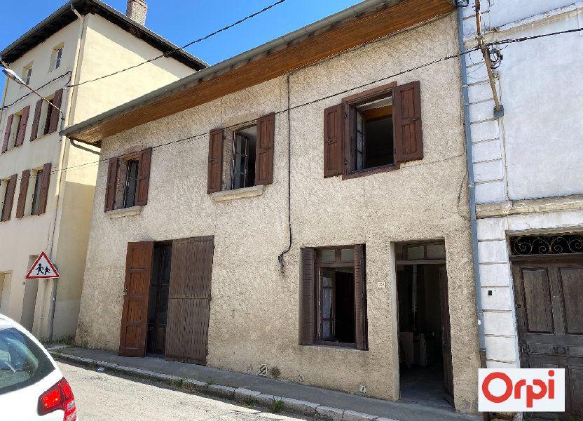 Maison à vendre 140m2 à Roybon