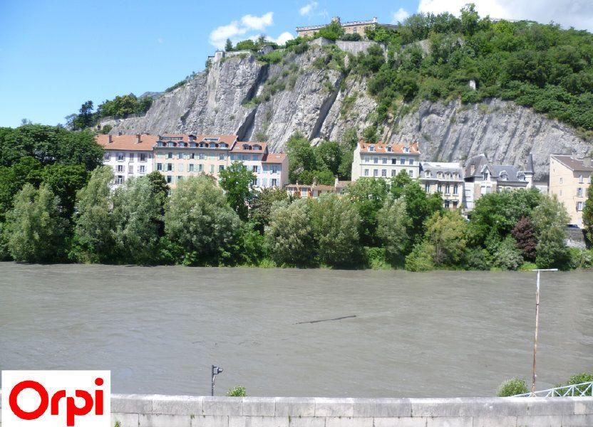 Appartement à louer 51m2 à Grenoble