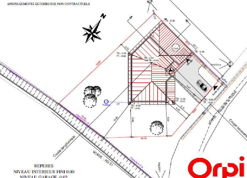 Maison à vendre 121.05m2 à Le Grand-Serre