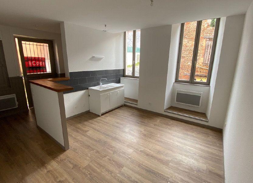 Appartement à louer 54.47m2 à La Côte-Saint-André