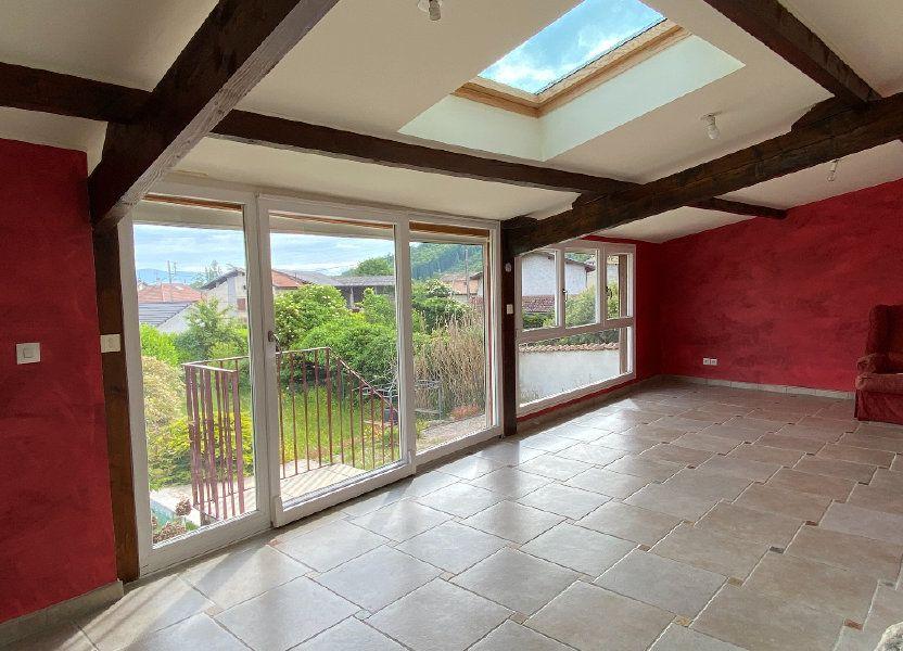 Maison à vendre 198m2 à Saint-Étienne-de-Saint-Geoirs