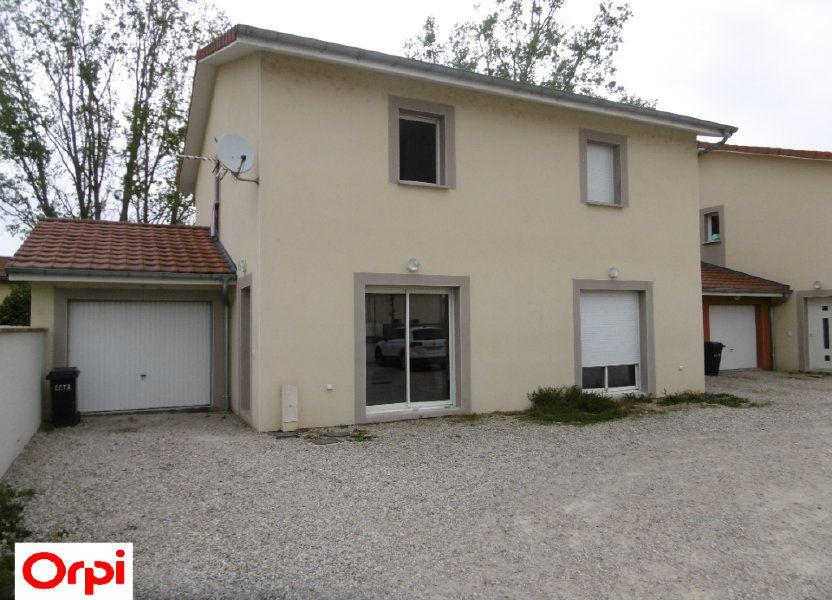 Maison à vendre 70m2 à Beaurepaire
