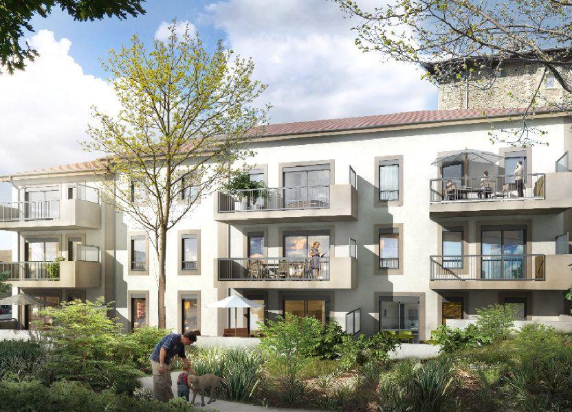 Appartement à vendre 63.69m2 à La Côte-Saint-André