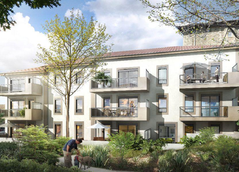 Appartement à vendre 63.26m2 à La Côte-Saint-André