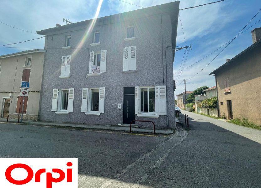 Appartement à louer 55.55m2 à Jarcieu