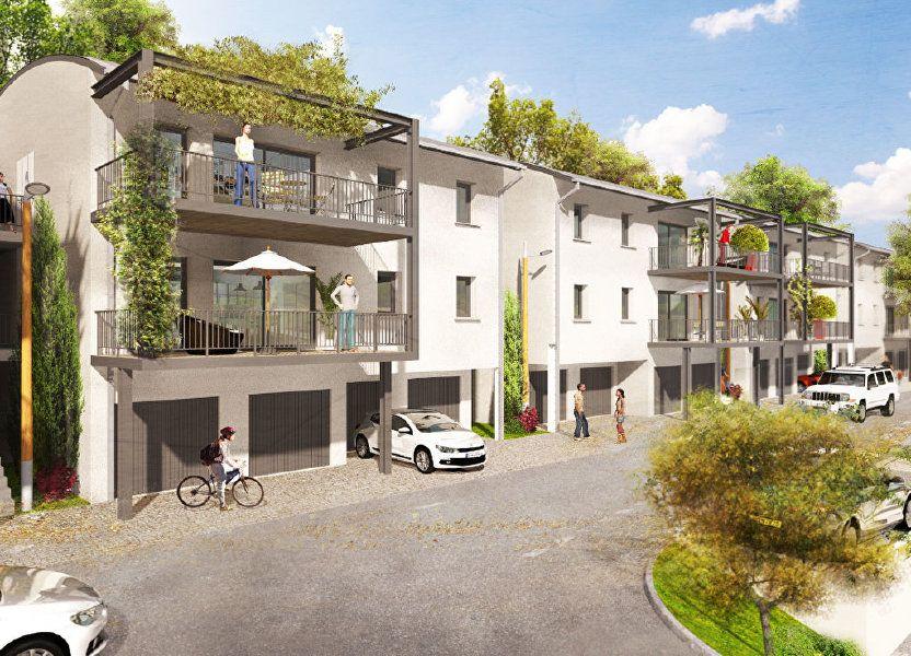 Appartement à vendre 69.95m2 à Montélimar