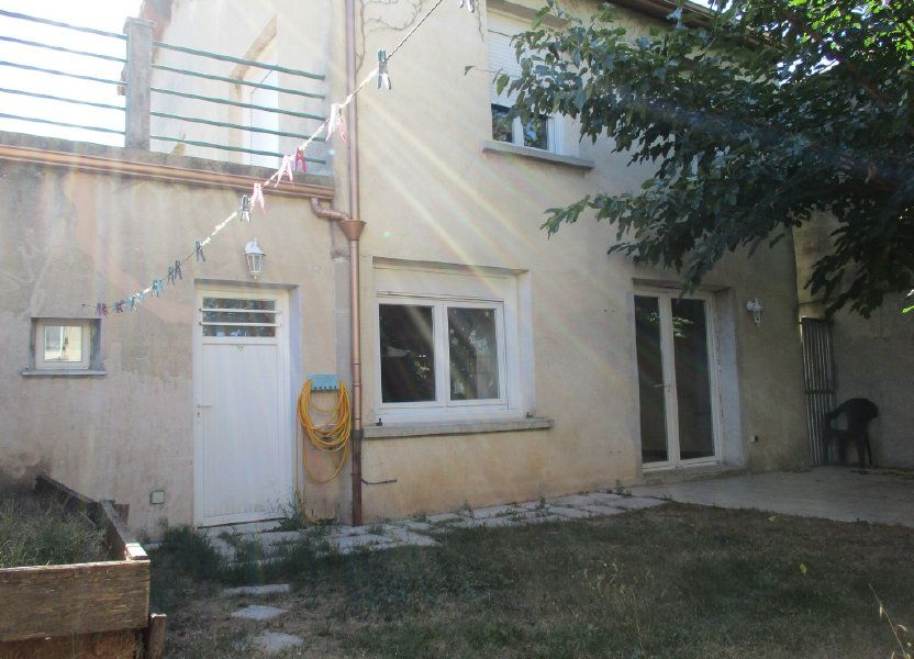 Maison à vendre 120m2 à Montélimar