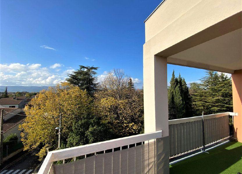 Appartement à vendre 73m2 à Montélimar