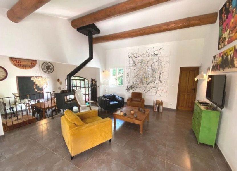 Maison à vendre 332m2 à La Garde-Adhémar
