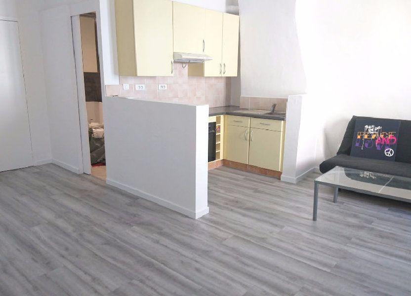 Appartement à louer 28m2 à Montélimar