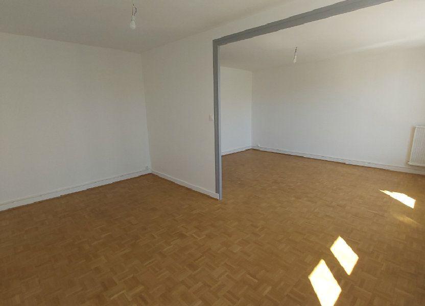 Appartement à louer 72.11m2 à Montélimar