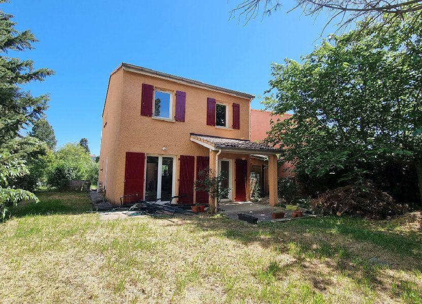 Maison à vendre 104.91m2 à Montélimar
