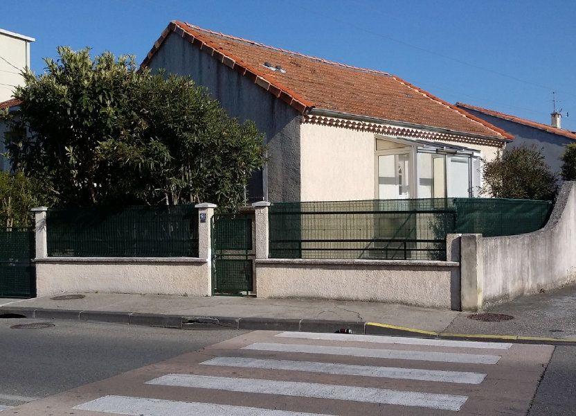 Maison à louer 58m2 à Montélimar