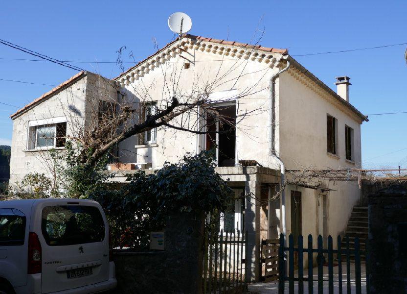 Maison à vendre 145m2 à Saint-Paul-le-Jeune