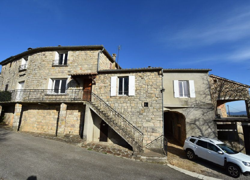 Maison à vendre 235m2 à Saint-Genest-de-Beauzon
