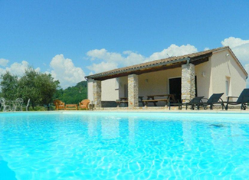 Maison à vendre 112m2 à Berrias-et-Casteljau