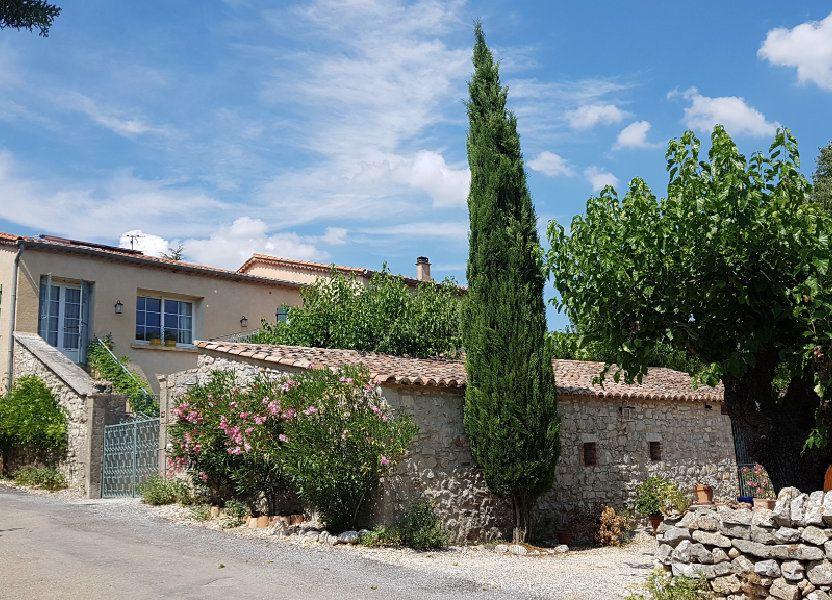 Maison à vendre 270m2 à Saint-André-de-Cruzières