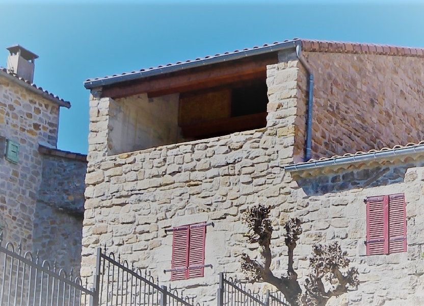 Maison à vendre 140m2 à Les Vans