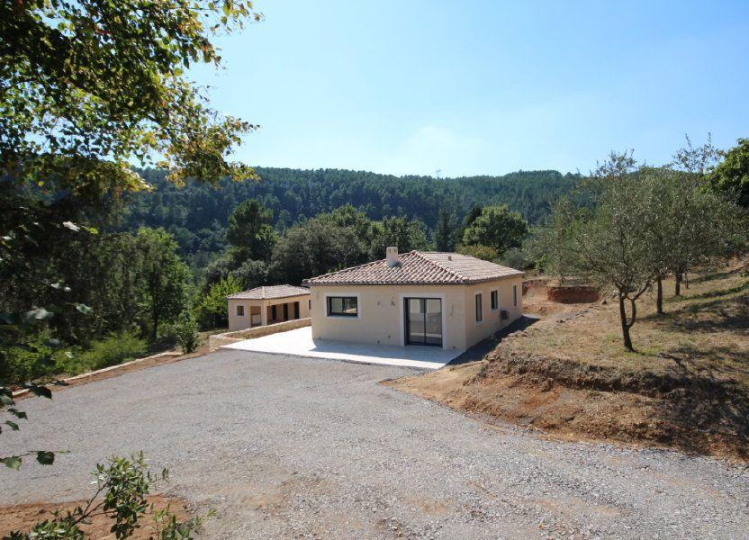 Maison à vendre 132m2 à Chambonas