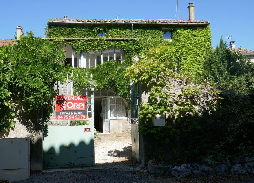 Maison à vendre 161m2 à Saint-André-de-Cruzières
