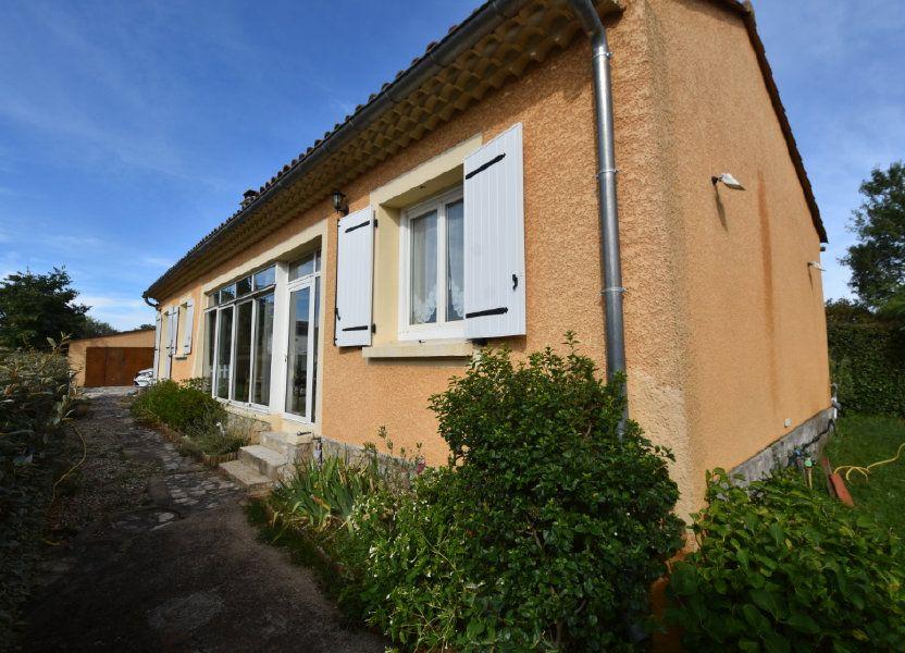 Maison à vendre 103m2 à Saint-Alban-Auriolles
