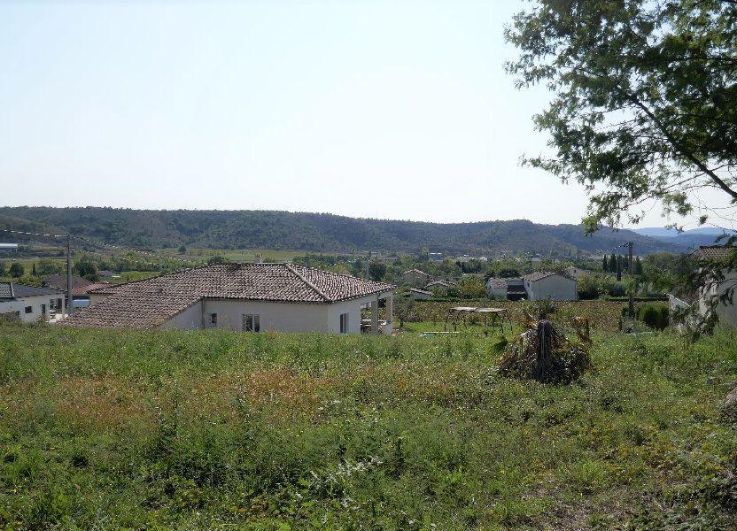 Terrain à vendre 802m2 à Rosières