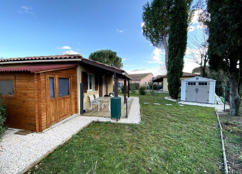 Maison à vendre 28.8m2 à Vallon-Pont-d'Arc