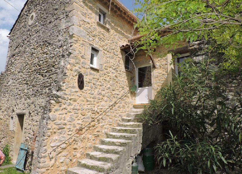 Maison à vendre 93m2 à Rochegude