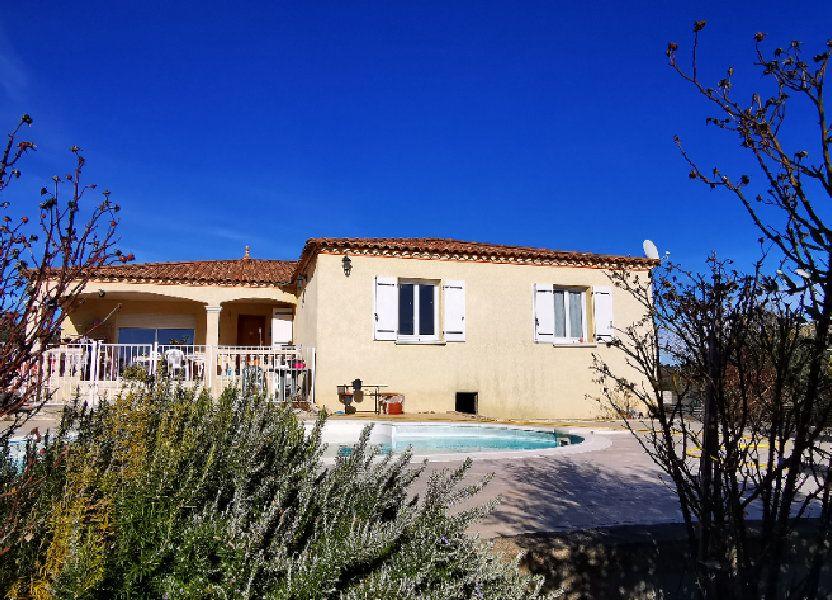 Maison à vendre 138m2 à Saint-Victor-de-Malcap