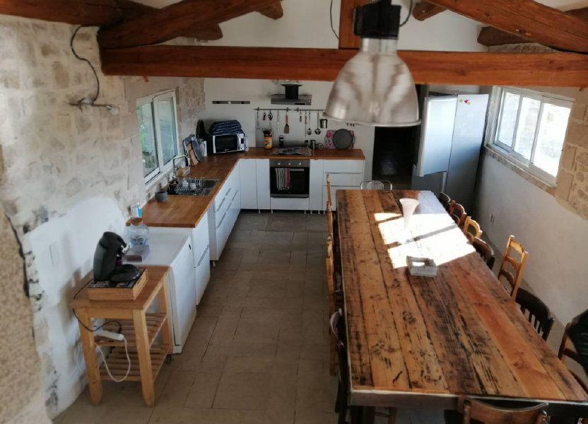 Maison à vendre 205m2 à Saint-Sauveur-de-Cruzières