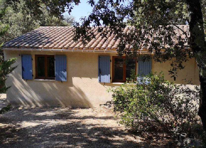 Maison à vendre 47m2 à Orgnac-l'Aven