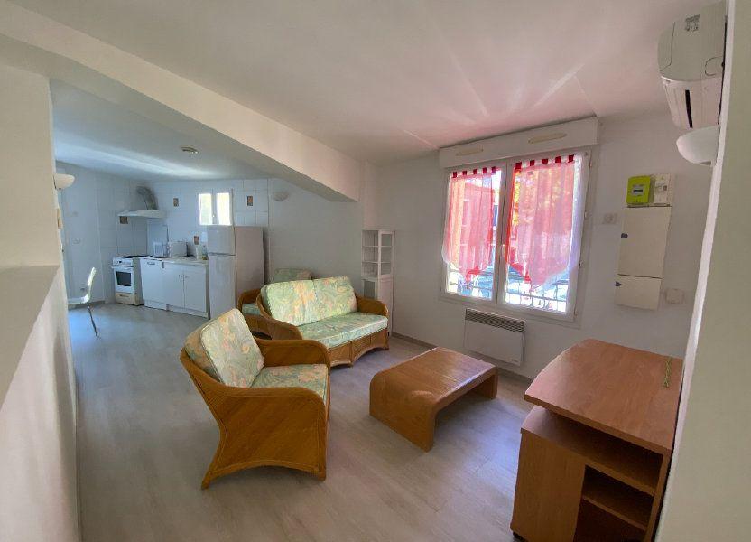 Appartement à louer 52.44m2 à Lansargues