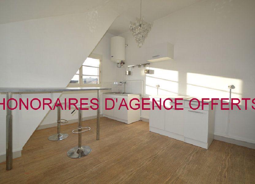 Appartement à louer 37m2 à Jurançon