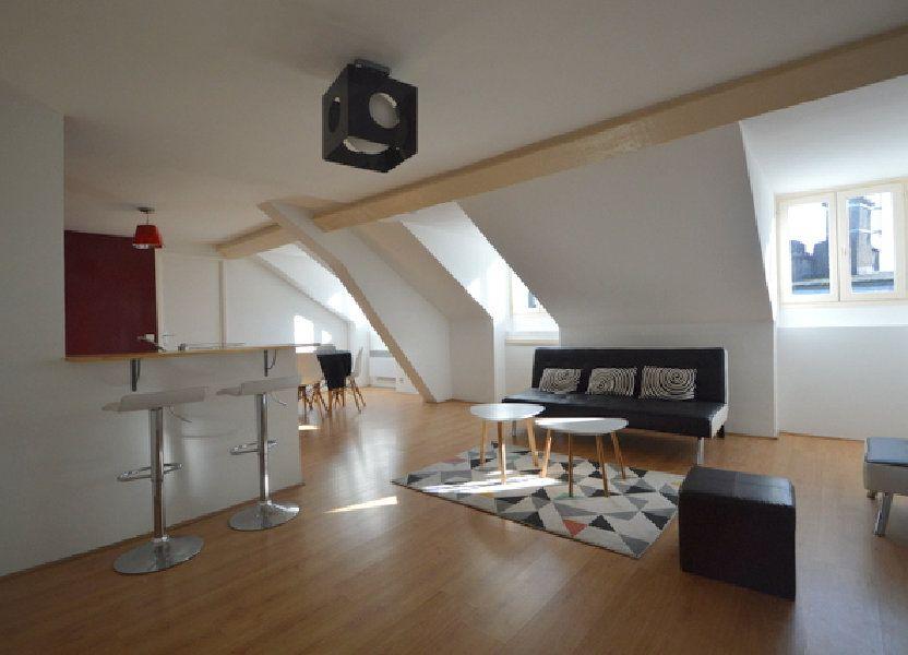 Appartement à louer 50.52m2 à Pau