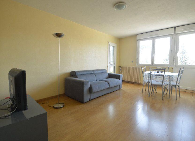 Appartement à louer 60.18m2 à Pau