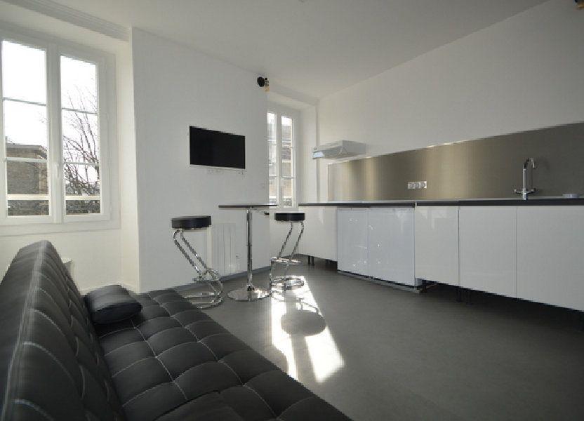Appartement à louer 34m2 à Pau