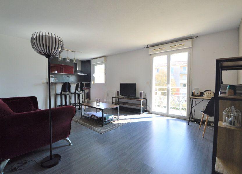 Appartement à louer 45.9m2 à Pau