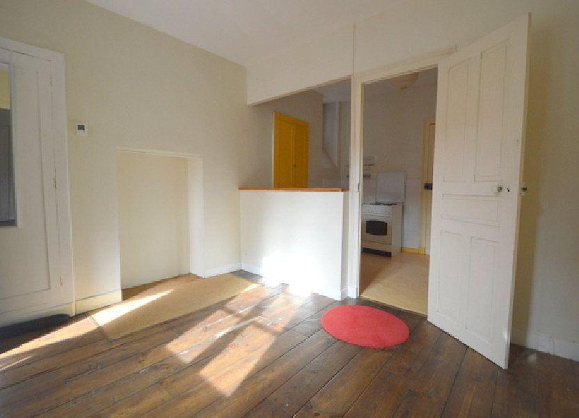 Appartement à louer 43.83m2 à Pau