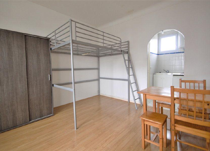 Appartement à louer 20.42m2 à Pau