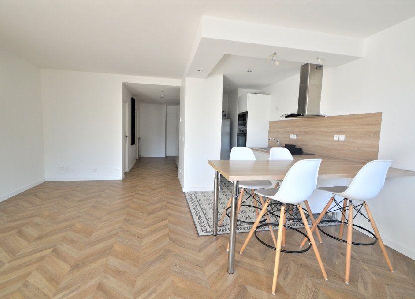 Appartement à louer 51.03m2 à Pau