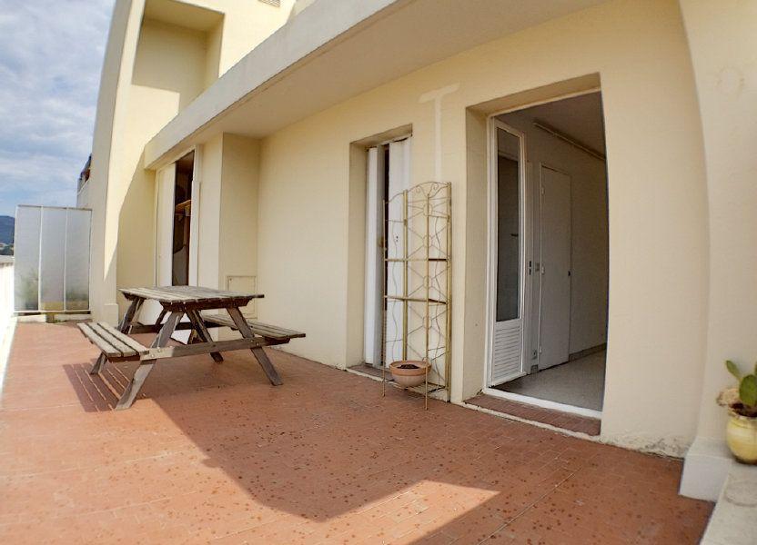 Appartement à louer 28.44m2 à Nice