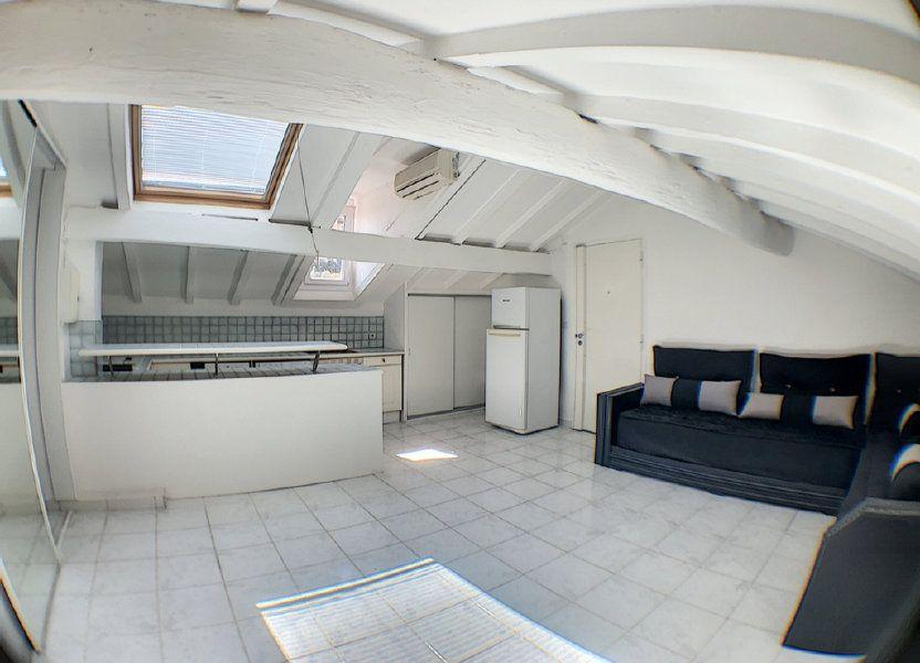 Appartement à vendre 29m2 à Nice