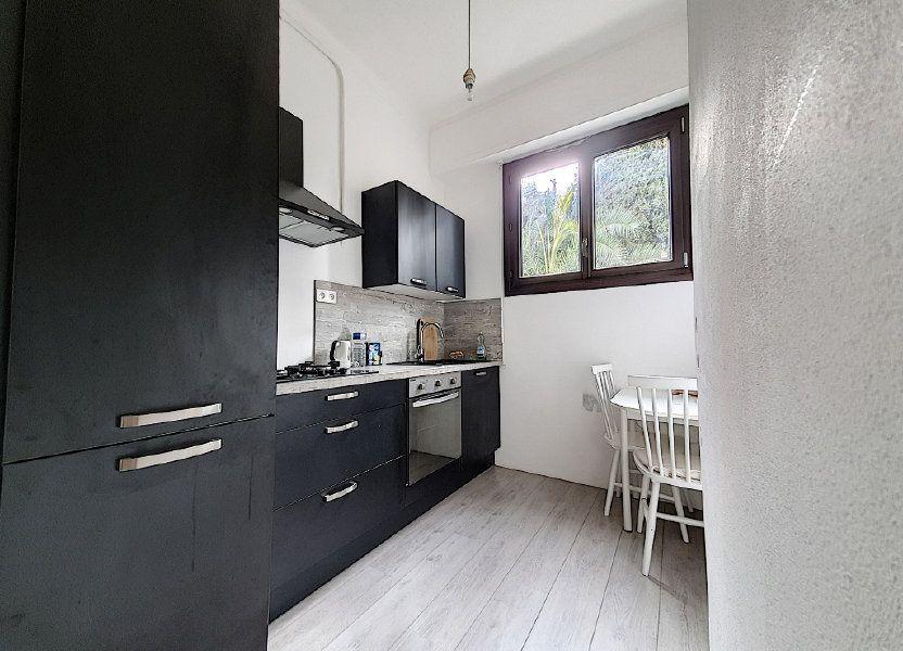 Appartement à vendre 47.44m2 à Nice