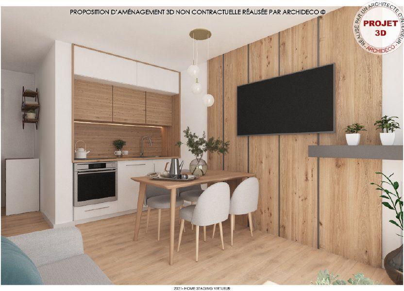 Appartement à vendre 29.31m2 à Nice