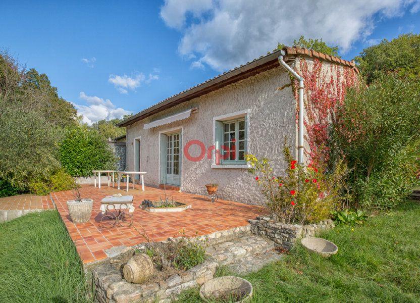 Maison à vendre 61m2 à Saint-Maurice-d'Ibie