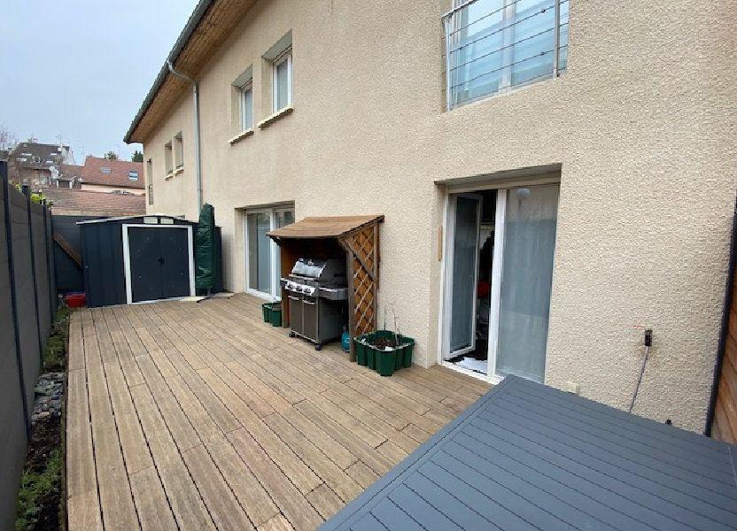 Maison à vendre 128.44m2 à Divonne-les-Bains