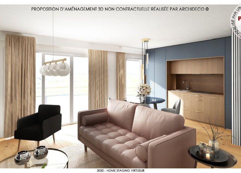 Appartement à vendre 85.33m2 à Ferney-Voltaire